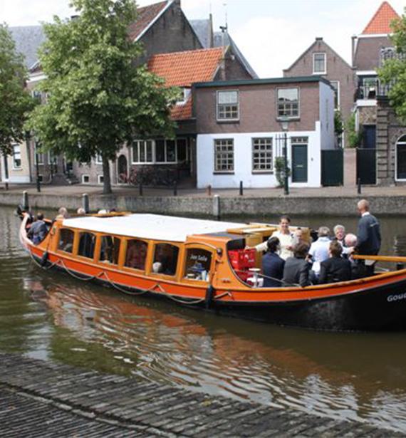 Evenement: Rondvaart Gouda - Experience Events